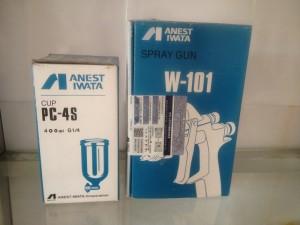 súng W101